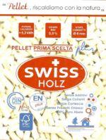 SWISS HOLZ - pellet